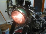 1176 Headlight on :-)