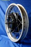 6933 front wheel (Suzuki GT750 drum brake)