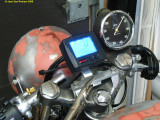 0305 tach and speedo - old and new