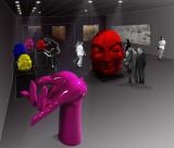 Image de synth¨¨se d'exposition