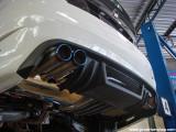 new ARQRAY Quad Exhaust (Ti Tail)