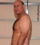 Big Heavyset Mens Photos Gallery Musclebear Gatherings Parties Flexed Guts Beefy Daddies