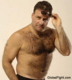 Gay Nudist Beaches Photos Gallery of Hairy Nude Daddies Resorts Mens Vacations