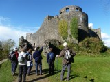 Fascinating information about Dinefwr Castle