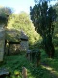 Graveyard, Llandyfeisant Church