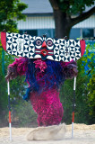 Burkina Faso mask