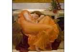the author ?Flaming JuneFrederic, Lord Leighton