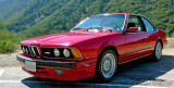 BMW M6 E24 1988: The Shark