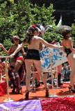 SF Gay parade 2009