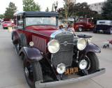 1931 Cadillac La Salle.
