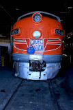 W.P Locomotive 501A