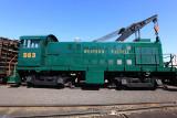 W.P Locomotive 563