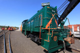 W.P Locomotive