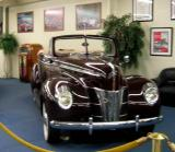 1940 Ford V8 Convertible.