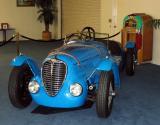 1949 Delahaye Roadster.