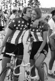 1977 Track Nationals, Marymoor Velodrome, Redmond, Wa.