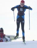 Chugiak's David McPhetres skied to 14th with a 14:42.1
