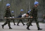 Evacuation from Srebrenica
