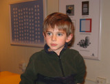 Colten at nearly Four