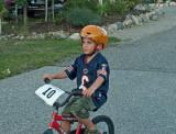 Colten on 2-wheels
