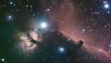 IC434 Horsehead Nebula and Friends