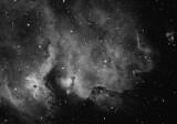 IC1848 Ha 4x45min