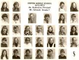 Steffen Grade 7 with Mr. Schneck