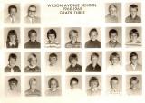 Wilson Avenue Grade 3 (thanks to Bill Cullinan)