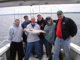 2008 Spring Trophy Striped Bass - Chesapeake Bay Fishing Charters