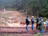 Micke och Henrik skjuter luntlås