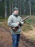 Christer med flintlåsgevär