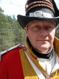 Erik D Ryen, de dansk-norska styrkornas chef under VF