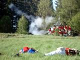 Trönderna besvarar elden