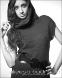 Model: Alieesa Badresia