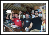The barmen (David Hasselhoff)