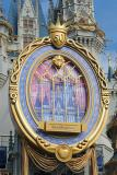 50th Anniversary DecorationCinderella's CastleMagic Kingdom