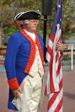 Fife & Drum Corps at the American PavilionEpcot
