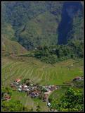 Batad's surroundings