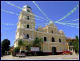Alaminos' main church