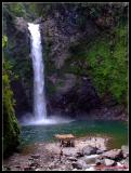 Magnificient Tappia waterfall