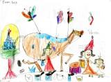 2010-10-17 Drawings 宝宝贝贝的画