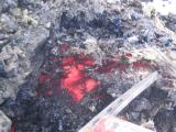 Lava bombs and Erebus crystals