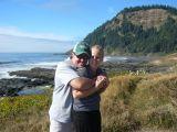 Chris and Crystal's trip to Oregon
