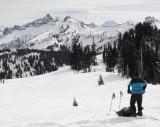 Mt. Rainier Ski