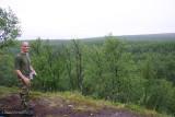 Vaellus elokuussa 2005 Kevolla