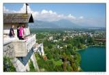 Bled Castle And Maribor_Slovenia
