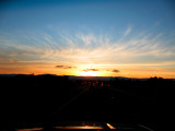 Sunset Drive to Chico