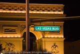 Vegas after dark