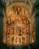 Avila Cathedral nave