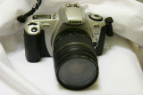Rebel 2000 35mm Film SLR with 28-80mm Kit Lens & UV Filter